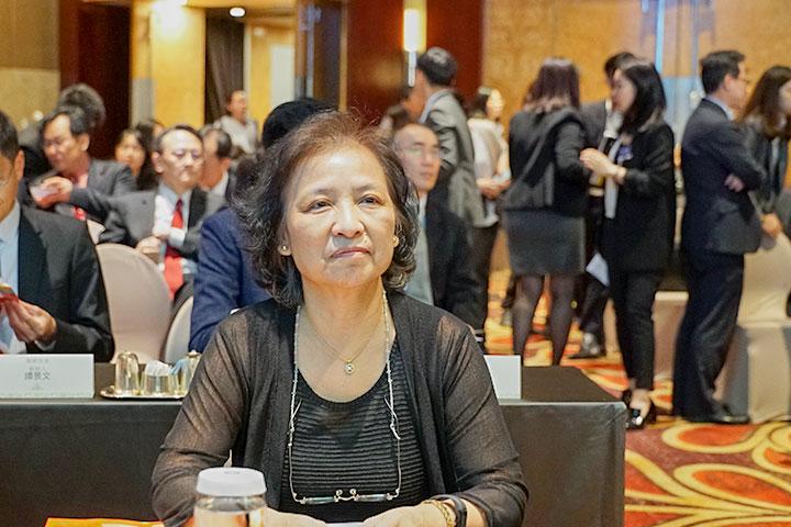 里仁公司總經理李妙玲女士