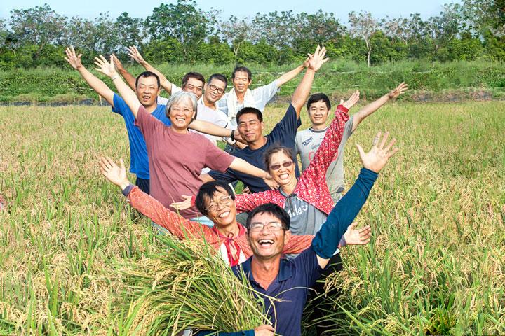 慈心積極參與交流,期盼農地鄉村永續發展