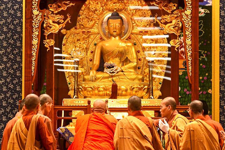 特別報導:佛陀舍利,不神話