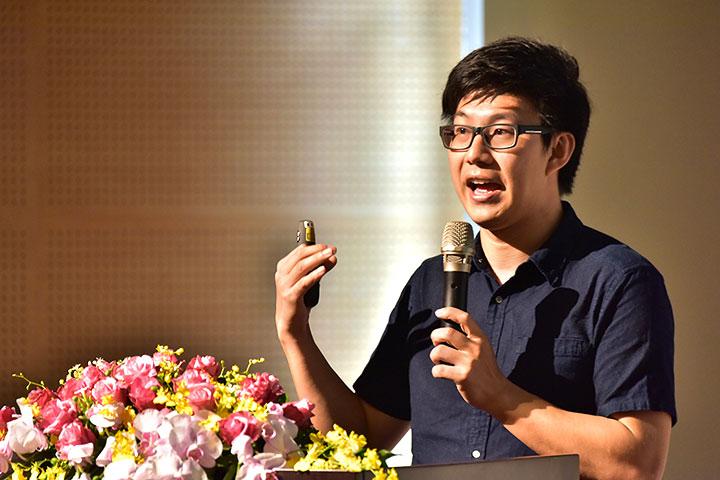世界自然基金會香港分會楊松穎經理