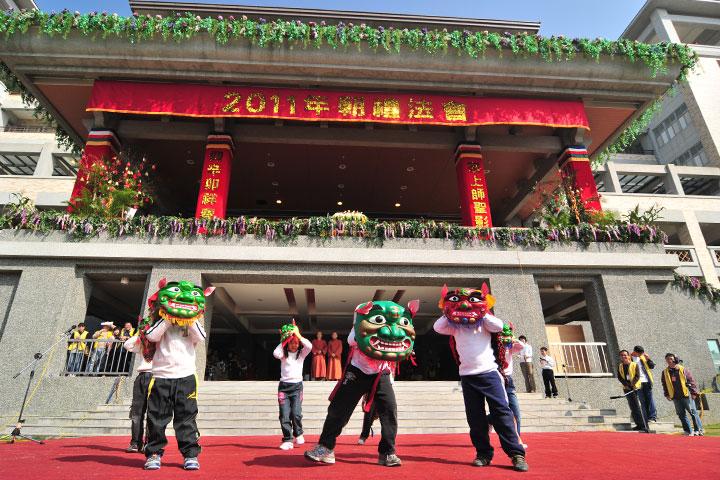 2017福智朝禮法會