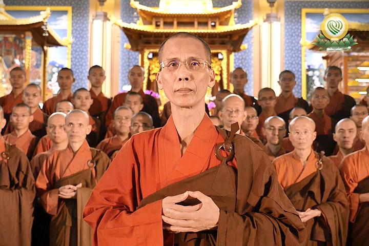 福智僧團住持如淨和尚與僧團全體嚴正聲明