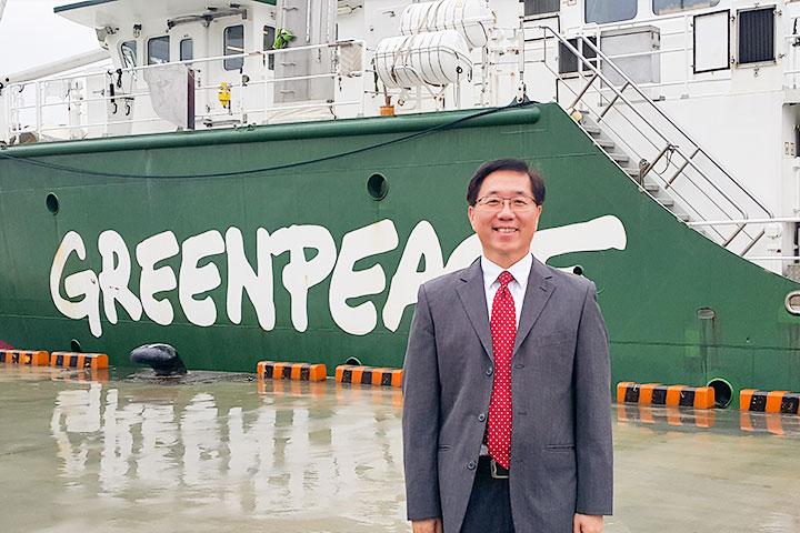 以資源循環守護海洋,里仁與綠色和平聊海廢