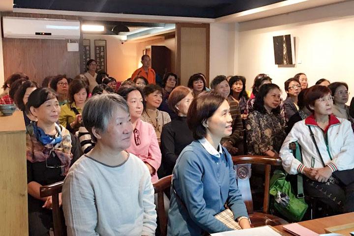 臺中善護協會、丹溪人文咖啡,於西屯區推老人照護服務