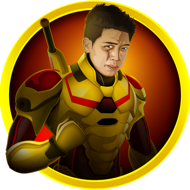 Heroized Ryan Angeles-stealth assasin-01