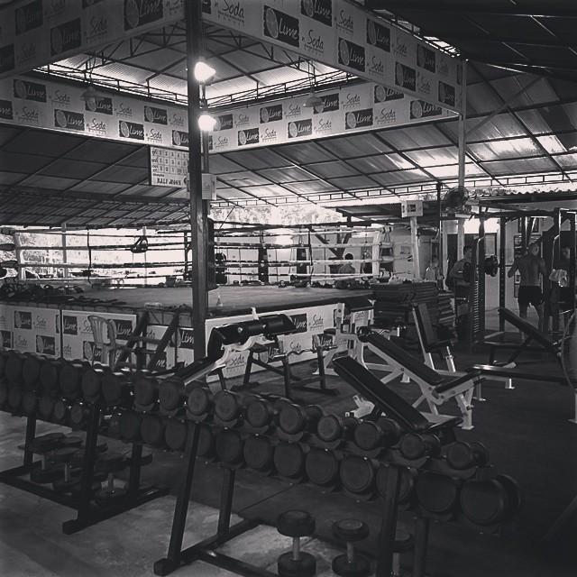 Koh Phangan Muay Thay Gym
