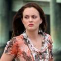 Leighton Gets Grumpy On Set