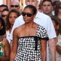 Michelle Obama In Spain