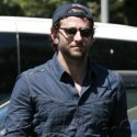 Bradley Cooper Looking Scruffy And Hot!