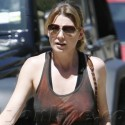 Ellen Runs Errands In Hollywood