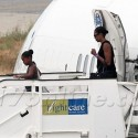Michelle Obama Vacays In Spain