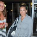 SJP And Matthew Broderick Back From Tahiti