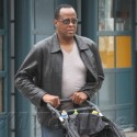 Conrad Murray Grabs A Bite To Eat With His Young Son