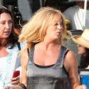 Goldie Hawn Lunches With A Gal Pal