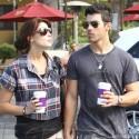 Joe Jonas And Ashley Greene Step Out Together