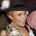 Hayden And Her Honey Celebrate Oktoberfest