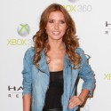 Audrina Attends Halo Reach Launch