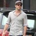 ScarJo's Hubby Ryan Reynolds In Los Feliz