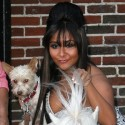 Snooki Stops By Letterman