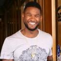 Usher Slips Into Some Fancy Pants