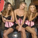 Victoria's Secret Supermodels Launch New Fragrance Collection