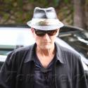 Charlie Sheen Doesn't Seem Concerned At All