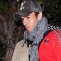 Enrique Covers Up