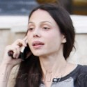 Oksana Leaves The House Without Her Makeup