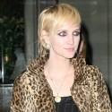 Ashlee Simpson Goes Blonde And Short