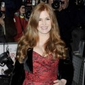 Isla Fisher Shows Post Baby Body At Burke and Hare Premiere In London