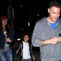 Megan Fox And Brian Austin Green Take Son Kassius Out In LA