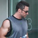 Jackman At The Gym