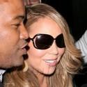 Mariah Celebrate's Nick's 30th