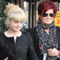 The Osbournes Out To Lunch