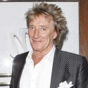 Rod Stewart And Company At His Album Release Party