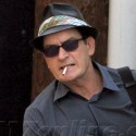 """Charlie Sheen Makes His First Appearance Since """"Drunk And Naked"""" Incident"""