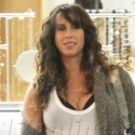 Alanis Morissette Looks Ready To Pop