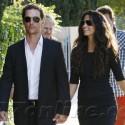 Matthew McConaughey And Camila Alves Enjoy A Dinner Date