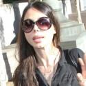 Oksana Grigorieva Arrives At Courthouse To Face Mel Gibson