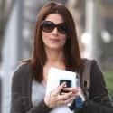 Ashley Greene Leaves Her Agent's Office