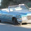Mischa Barton Abandons Her Vintage Cadillac