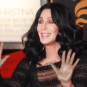Cher Plays Peek A Boo With Her Panties