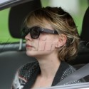 Carey Mulligan Goes For A Drive