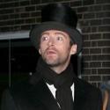 Hugh Jackman Celebrates Halloween In NYC
