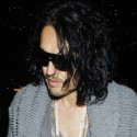 Russell Brand Flying Solo