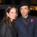 RDJ And His Wife In London