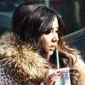 Snooki Takes A Sip Of Her 'Bucks