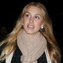 Whitney Port Dines In NYC With Girlfriends