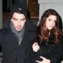 Ashley Greene And Joe Jonas In NYC