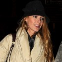Blake Lively Goes For A Stroll In The City Of Lights